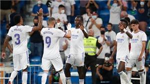 Real Madrid 5-2 Celta Vigo: Benzema lập hat-trick, Real lên đầu bảng xếp hạng Liga