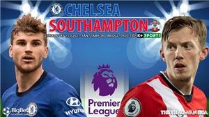 Soi kèo nhà cái Chelsea vs Southampton. Nhận định, dự đoán bóng đá Anh (21h00, 2/10)