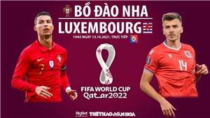 Soi kèo nhà cái Bồ Đào Nha vs Luxembourg. Nhận định, dự đoán bóng đá World Cup 2022 (1h45, 13/10)