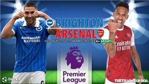 Soi kèo nhà cái Brighton vs Arsenal. Nhận định, dự đoán bóng đá Anh (23h30, 2/10)