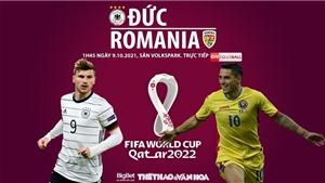 Soi kèo nhà cái Đức vs Romania. Nhận định, dự đoán bóng đá World Cup 2022 (1h45, 9/10)