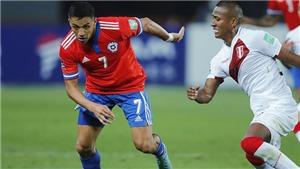 KẾT QUẢ bóng đá Chile 2-0 Paraguay, Vòng loại World Cup 2022