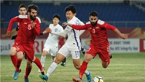 VIDEO Hàn Quốc vs Syria, Vòng loại World Cup 2022 châu Á