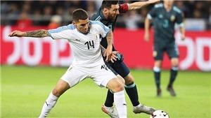 VIDEO Argentina vs Uruguay. Vòng loại World Cup 2022