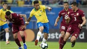 KẾT QUẢ bóng đá Venezuela 1-3 Brazil, Vòng loại World Cup 2022 Nam Mỹ