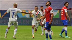 VIDEO Chile vs Paraguay. Vòng loại World Cup 2022