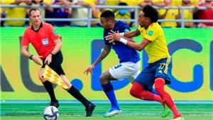 Vòng loại World Cup 2022: Brazil bị cắt mạch thắng, Argentina 'vùi dập' Uruguay