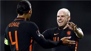 Vòng loại World Cup 2022 châu Âu: Đức chạm tay vào vé, Hà Lan dẫn đầu bảng G