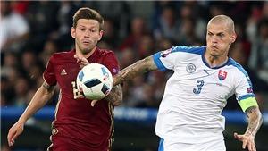 Soi kèo nhà cái Nga vs Slovakia. Nhận định, dự đoán bóng đá World Cup 2022 (1h45, 9/10)