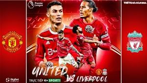 Soi kèo nhà cái MU vs Liverpool. Nhận định, dự đoán bóng đá Anh (22h30, 24/10)
