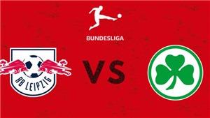 Soi kèo nhà cái Leipzig vs Furth. Nhận định, dự đoán bóng đá Đức (20h30, 23/10)