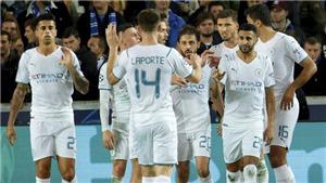 Club Brugge 1-5 Man City: 'The Citizens' mở tiệc bàn thắng ngay sân khách