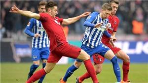 Soi kèo nhà cái Frankfurt vs Hertha Berlin. Nhận định, dự đoán bóng đá Đức (20h30, 16/10)