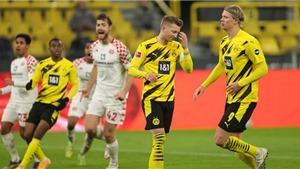 Soi kèo nhà cái Dortmund vs Mainz. Nhận định, dự đoán bóng đá Đức (20h30, 16/10)