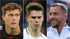 Lindelof và những tân binh chưa đá phút nào ở Premier League