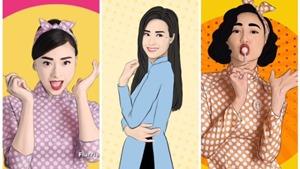 Đông Nhi thể hiện cực sôi động ca khúc chủ đề của 'Cô Ba Sài Gòn'