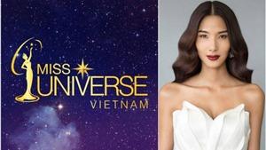 Hoàng Thùy tranh tài tại đấu trường nhan sắc 'Hoa hậu Hoàn vũ Việt Nam'