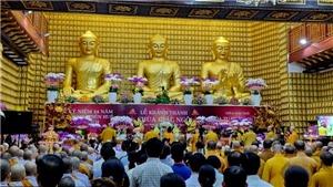 Đại lễ Phật Đản 2017: Phụng sự nhân sinh - Tốt đời đẹp đạo