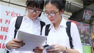 Bộ GD&ĐT nói gì về những sai sót trong đề thi tham khảo?