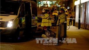 Cả thế giới phẫn nộ trước vụ nổ ở sân vận động Anh
