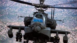 Lục quân Ấn Độ mua trực thăng tấn công hạng nặng của Mỹ
