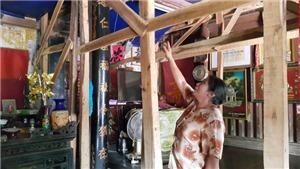 Nhiều nhà cổ ở Đường Lâm đang đe dọa tính mạng người dân