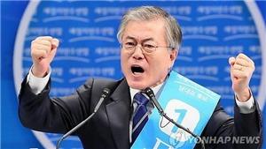 Ông Moon Jae In tuyên thệ nhậm chức Tổng thống Hàn Quốc, sẵn sàng thăm Triều Tiên