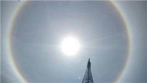 Chuyên gia khí tượng nói về 'quầng sáng lạ' ở Huế