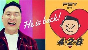 Album tái xuất của Psy: Trút bỏ gánh nặng 'Gangnam Style'