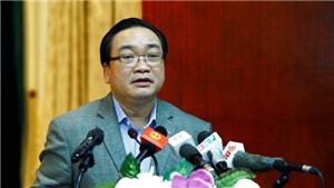 Bí thư Hoàng Trung Hải: Phải trả lời nhân dân rõ ràng về di dời 1.300 cây xanh