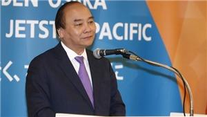 Thủ tướng Nguyễn Xuân Phúc bắt đầu thăm tỉnh Osaka, Nhật Bản
