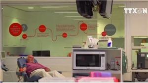 VIDEO: Gặp người đàn ông 60 năm hiến máu hiếm cứu sống hơn 2 triệu trẻ em