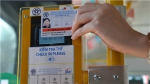 Tháng 9 thử nghiệm thẻ vé điện tử trên xe buýt nhanh BRT