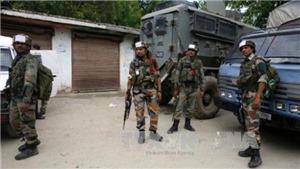 Đoàn xe quân đội Ấn Độ bị tấn công, 3 binh sĩ thiệt mạng