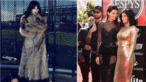 Kendall và Kylie Jenner, Gigi và Bella Hadid: Chuyện lạ 2 cặp chị em siêu mẫu