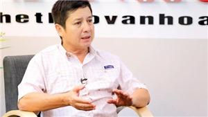 NSƯT Chí Trung: 'Vợ giận từ khi tôi lên chức Giám đốc'