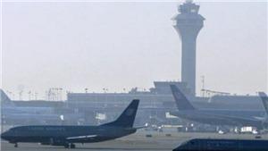Mỹ sơ tán khẩn cấp trạm kiểm soát không lưu đến và đi từ Washington
