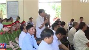 VIDEO: Phiên tòa xét xử sai phạm trong quản lý đất đai tại Đồng Tâm