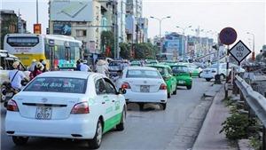 Hà Nội cấm taxi hoạt động ở hàng loạt tuyến phố nội thành