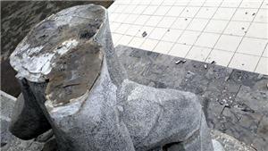 Tỉnh Bắc Kạn lên tiếng về việc 'Tượng đài Chiến thắng' gãy đổ làm bé trai bị thương