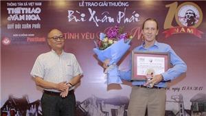 Thấy nhịp sống của Hà Nội qua Giải thưởng