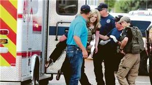 Xả súng trong thư viện Mỹ, 6 người thương vong