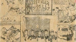 Dấu ấn mùa Thu cách mạng 1945 qua những tài liệu lịch sử