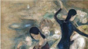 Phiên đấu giá Sotheby's Hong Kong: Tranh Việt dẫn đầu Đông Nam Á