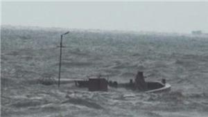 Quảng Ninh: Va chạm liên hoàn trên biển Hạ Long, 1 tàu chờ than bị chìm