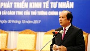 Bộ trưởng Mai Tiến Dũng: 'Khaisilk làm ảnh hưởng đến uy tín thương hiệu Việt'