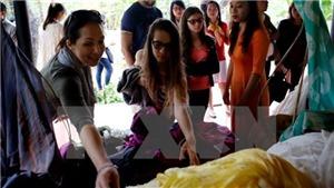 Vụ Khaisilk: Hải quan sẽ cung cấp số liệu về khăn lụa Trung Quốc cho cơ quan điều tra