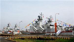 Hải quân Việt Nam có thêm 2 chiến hạm hiện đại