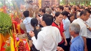 Đông Triều, Quảng Ninh sôi nổi với lễ hội đền An Sinh