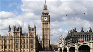 Siêu đồng hồ Big Ben lệch như tháp nghiêng Pisa sẽ ngân vang trở lại